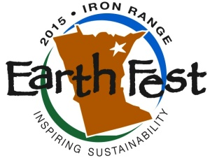 Earth Fest 2015 Logo